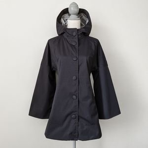 RARE Lululemon 3x A Lady Jacket Rain Shell Black